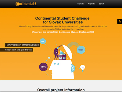 Continental Student Challenge